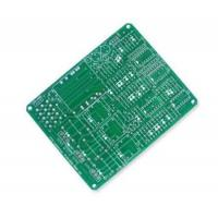 Buy cheap FR4 PCB 6 Layer Fabrication With Green Solder mask FR4 Material Circuit Board from wholesalers