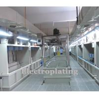 Wholesale Act The Role Ofing Is Tasted Manual Plating Line Rotary Electroplating Line from china suppliers