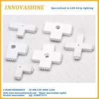 LED Strip corner connector all types 2 pin and 4 pin for sale