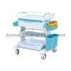 Quality Movable Clinic Medical Therapy Trolley for sale