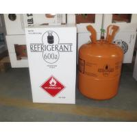 Buy cheap Isobutane R600A C4H10 Refrigerant for High and Medium Temperature Applications from wholesalers