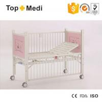 Wholesale High-end beds THBP352B Epoxy coated Semi-fowler child bed from china suppliers