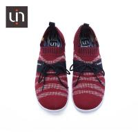 China UIN Men's Brano Comfort Travel Knit Loafer Shoes on sale