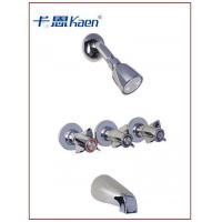 Buy cheap SW-6905B Concealed installation shower nozzle bathtub faucet from wholesalers