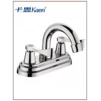 Buy cheap SW-7202 4-inch Washbasin faucet from wholesalers