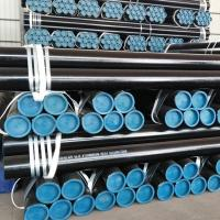 Wholesale ASTM A106 Gr.B Carbon Seamless Steel Black Pipe from china suppliers