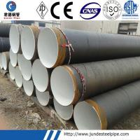 China Coal Tar Epoxy Anti Corrosion Coating Pipe on sale