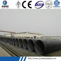 Buy cheap S355 Q345B SSAW Pipe for Piling Pipe and Piling Tube from wholesalers