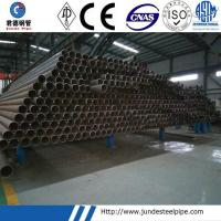 Buy cheap API 5L GrB ASTM A53 GrB Large Diameter ERW Pipe from wholesalers