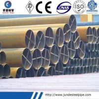 Buy cheap API 5L LSAW Steel Pipe for Oil Gas Water Transport Pipeline from wholesalers