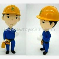 Buy cheap Vivid Figure Mascot for SGCC Company Gifts for Adversting from wholesalers