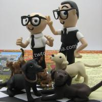 Buy cheap D&G Collection Limited Figurine Resin Creative Figurine from wholesalers
