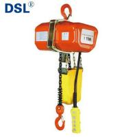 Buy cheap HHB Type Electric Chain Hoist with 220V/380V, Single Phase/3 Phase Meet PAHS Certificate. from wholesalers