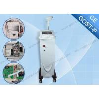 Buy cheap 808nm Upper Lip Hair Removal Machine Vertical Micro Channel 2500W from wholesalers
