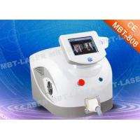 Buy cheap 600W 12 Bars 808nm Diode Laser Hair Removal 10.4 Inch Color TFT - LCD Touch Screen from wholesalers