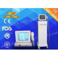 Buy cheap 808 nm Diode Hair Removing Laser Machine Safe Easy Operation from wholesalers