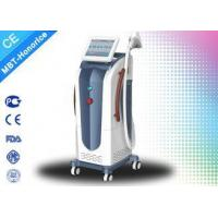 Buy cheap Triple Wavelength Diode Laser Hair Removal 808nm 755nm 1064nm High Speed from wholesalers