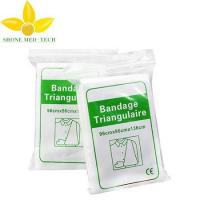 Buy cheap Disposable Triangular Bandage for Orthopaedic Use from Wholesalers