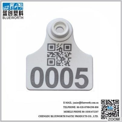 Quality Chinese high quality custom-made numbered ear tags for sale