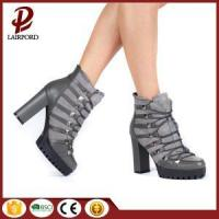 Wholesale Women high heel ankle boots winter boots from china suppliers