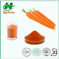 Buy cheap Carrot Juice extract from wholesalers