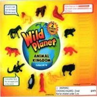 """Wholesale Wild Planet Animal Kingdom 2"""" Toy Capsules 250 pcs from china suppliers"""