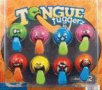 """Wholesale Tongue Tuggerz 2"""" Toy Capsules 250 pcs from china suppliers"""