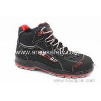 Wholesale AX02005R Action Nubuck safety boots from china suppliers