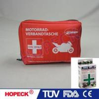 CE,FDA motorcycle travel first aid kit