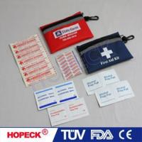 CE,FDA travel mini cute pocket first aid kit