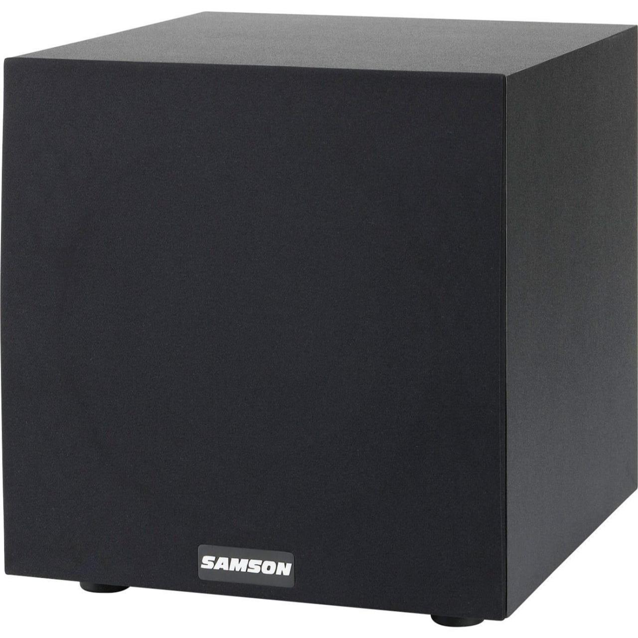 Wholesale Recording Samson MediaOne 10S Active Studio Subwoofer from china suppliers