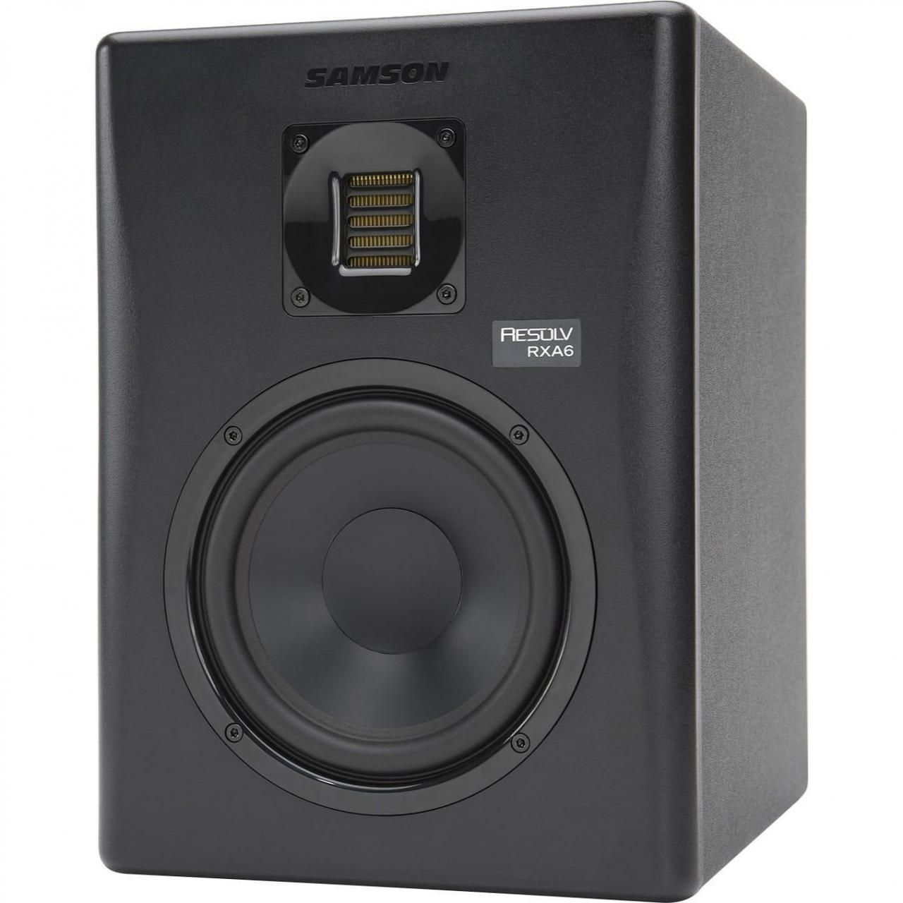 Wholesale Recording Samson Resolv RXA6 2-Way Active Studio Reference Monitor from china suppliers
