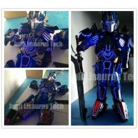 Wholesale Led Lights Halloween Costume Adult Authentic Optimus Prime Costume from china suppliers