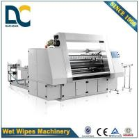 China DC-15C Full Automatic Toilet Roll Making Machine Production Canister Wet Wipe Machine on sale