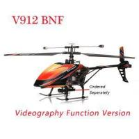 Wholesale WLtoys V912 Sky Dancer 4CH RC Helicopter RTF with Videography Function from china suppliers