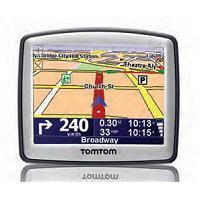 China TomTom 1EE0.052.09 ONE 130 Portable GPS Navigator with Maps of US and Canada on sale