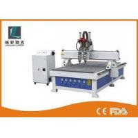 Buy cheap Ball Screw Transmission PCB CNC Router System Mold Milling CNC Metal Router from wholesalers