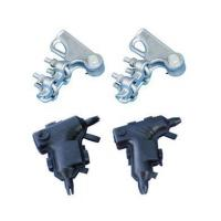 Buy cheap NLL series of bolt type aluminum alloy tension clamp and insulation cover from wholesalers