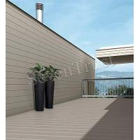 China Seven Trust artificial wood outdoor decking install on sale