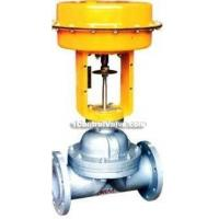 China Pneumatic diaphragm control valve on sale