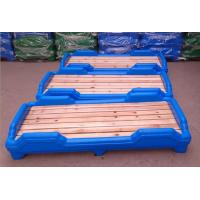 China Child Cheap Rotational Moulding Plastic Bed on sale