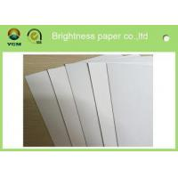 Wholesale Customized C1s White Ivory Ivory Board Paper For Printing Box / Fbb Board from china suppliers