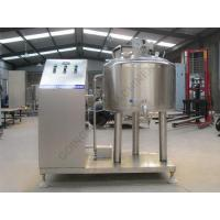 China Small scale pasteurizer on sale