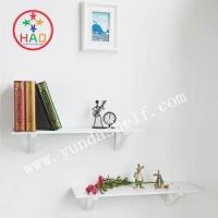 Buy cheap HAO Wall Mounted Decorative Display Wooden Shelf,Storage Shelves Decor from wholesalers