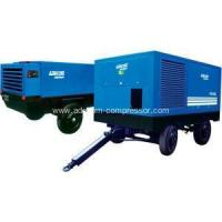 China Industry Electric Driven Portable Air Compressor on sale