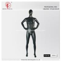 China Removable combination head male mannequin on sale