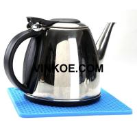 China Anti Slip Silicone Kitchen Coaster Mat for Plate on sale
