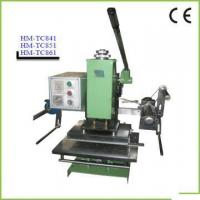 Wholesale Manual Hot Stamping Machine HM-TC851 from china suppliers