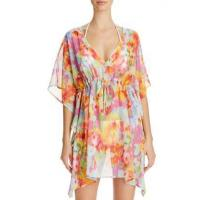China Solid Swimsuit Swimwear Beach Cover Ups, Sublimation Print Butterfly Swim Cover Up on sale