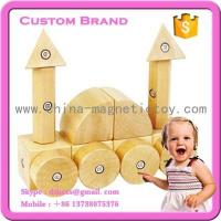 Wholesale 20PCS wooden Educational Puzzle Toys in hot sale for amazon from china suppliers